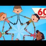 Make A Circle + More | Classroom Songs & Nursery Rhymes | Super Simple Songs