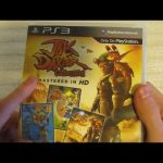 PS3 Jak and Daxter HD Collection RELEASE Day Unboxing