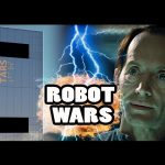 BISHOP vs TARS – ROBOT WARS FINAL ROUND!