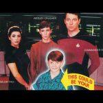 "Cheerios ""Star Trek: TNG"" Walk-on Contest (1987)"