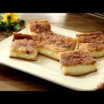 Dessert Recipes – How to Make Cream Cheese Squares