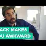 How Slack Makes You Awkward
