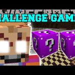 Minecraft: CHUCKY CHALLENGE GAMES – Lucky Block Mod – Modded Mini-Game