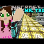 Minecraft: FLOATING WORLD IN THE SKY! – CATCH MR TROLL – Custom Map [5]