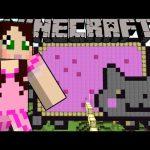 Minecraft: THE EPIC NYAN CAT! – CATCH MR TROLL – Custom Map [6]