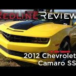 2012 Chevrolet Camaro SS Review, Walkaround, Exhaust, Test Drive