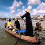 Chef tries a broth in a Mekong Delta market – Gordon Ramsay's Great Escape