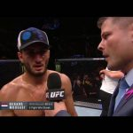 UFC 204: Gegard Mousasi Octagon Interview