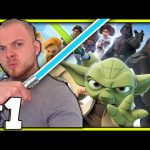 Disney Infinity 3.0 – Twilight Of The Republic! [1]