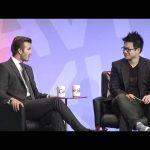 Google+David Beckham Interview Recap