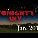 Tonight's Sky: January 2012