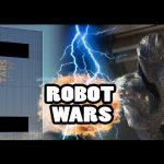 TARS vs THE SENTINELS – Robot Wars