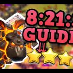 """Th11 3 Star STRATEGY """"8:21:3 Method"""" BOLALOON in Clash of Clans"""