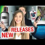 5 Brand New Fragrances JUDGED