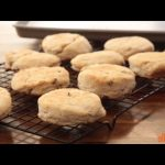 Biscuit Recipes – How to Make Cinnamon Sour Cream Biscuits