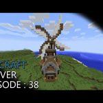 Mycraft Episode 38 – الطاحونة و شغل هدايا