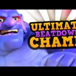 ULTIMATE CHAMPION BEATDOWN GOD!! :: Clash Royale Pro Tips w/ TOBIAS SPIRITHAWK