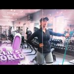 FULL SHOULDER & ARM WORKOUT | Allie's World