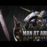 Optimus Prime's Sword -Transformers: The Last Knight – MAN AT ARMS