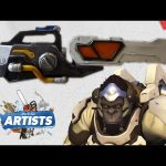 Winston's Tesla Gun – Overwatch – AWEme Artists