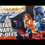 The 9 Best Worst Star Wars Rip-Offs Ever Made! (The Dan Cave w/ Dan Casey)