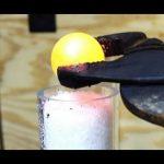 RHNB Goes Tubular (Snow + Ping Pong Balls)