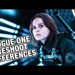 What the Rogue One Trailers Tell Us About the Reshoots! (Nerdist News w/ Jessica Chobot)
