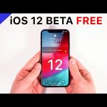 iOS 12 Beta – FREE Download & Install (No Developer ID Required)