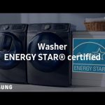 Samsung Dryer : ENERGY STAR® certified