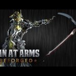 Hate Scythe – Warframe – MAN AT ARMS: REFORGED