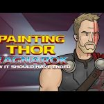 Painting the Thor Ragnarok HISHE
